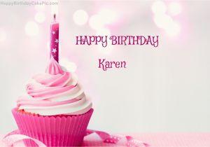 Happy Birthday Karen Banner Happy Birthday to My Karen the Stephenking Com Message