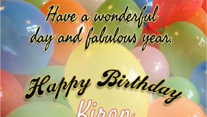 Happy Birthday Kiran Quotes Happy Birthday Kiran