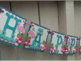 Happy Birthday Krishna Banner Happy Birthday Banner Handmade Banner Custom Made by