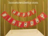 Happy Birthday Lego Font Banner Lego Happy Birthday Sign Chima Cake Hometown Betty