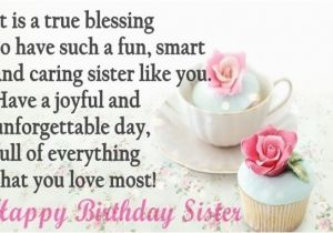 Happy Birthday Like A Sister Quotes Birthday Quotes for Sister Cute Happy Birthday Sister Quotes