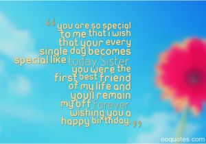 Happy Birthday Like A Sister Quotes Happy Birthday Quotes for Sister Best Friend Image Quotes