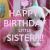 Happy Birthday Lil Sister Quotes Happy Birthday Little Sister Quotes Quotesgram