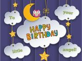 Happy Birthday Little Angel Quotes 50 Amazing Wishes for Kids Birthday Wishes for Pre Schoolers