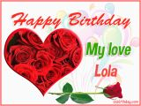 Happy Birthday Lola Banner Happy Birthday Lola Happy Birthday Images for Name