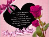 Happy Birthday Love Cards for Her Romantic Birthday Wishes 365greetings Com
