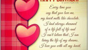 Happy Birthday Love Quotes for Boyfriends Boyfriend Happy Birthday Quotes Birthday Wishes Quotes