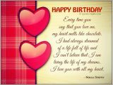 Happy Birthday Love Quotes for Girlfriend Boyfriend Happy Birthday Quotes Birthday Wishes Quotes