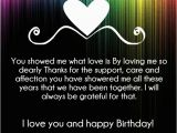 Happy Birthday Love Quotes for Him I Love You Happy Birthday Quotes and Wishes Quotes Square