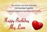 Happy Birthday Love Quotes for Wife 60 Most Beautiful Wife Birthday Quotes Nice Birthday