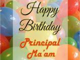 Happy Birthday Ma Am Quotes Nice Wish Happy Birthday Principal Ma Am Nicewishes