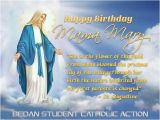 Happy Birthday Mama Mary Quotes Bedsca On Twitter Quot today We Celebrate the Nativity Of the
