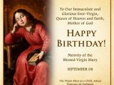Happy Birthday Mama Mary Quotes Nativity Of the Blessed Virgin Mary Awestruck