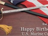 Happy Birthday Marine Cards Happy Birthday U S Marine Corps