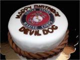 Happy Birthday Marine Cards Usmc Birthday Cake A Birthday Cake