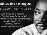 Happy Birthday Martin Luther King Quotes Martin Luther King Day Quotes Image Quotes at Hippoquotes Com
