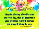 Happy Birthday May God Bless You Quotes 10 Religious Birthday Wishes