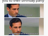 Happy Birthday Meme for Coworker when A Co Worker Invites You to their Birthday Party