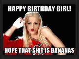 Happy Birthday Meme Funny Girl Happy Birthday Girl Memes Wishesgreeting