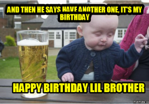 Happy Birthday Memes for Brother Crazy Happy Birthday Memes for Brother Birthdayfunnymeme