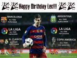 Happy Birthday Messi Quotes Happy Birthday King Lionel Messi Troll Football