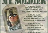 Happy Birthday Military Quotes I Miss My soldier Quotes Quotesgram