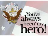 Happy Birthday Military Quotes Myfuncards Hero Navy Send Free Holidays Ecards