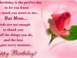 Happy Birthday Mom Card Messages Birthday Cards for Mom Birthday Wishes Greeting Cards