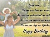 Happy Birthday Mom Card Messages Birthday Wishes for Mom Quotes and Messages