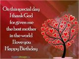 Happy Birthday Mom Card Messages Happy Birthday Wishes for Mom Mother S Birthday Messages