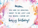 Happy Birthday Mom Card Messages What to Write In A Birthday Card 48 Birthday Messages and
