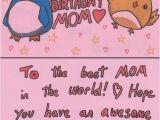 Happy Birthday Mom Card Sayings Happy Birthday Mom Quotes Quote Genius Quotes