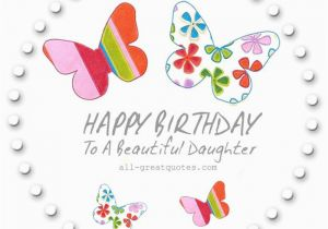 Happy Birthday Mom Cards From Daughter Wishes For Dad To