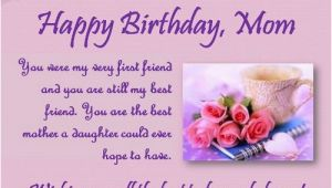 Happy Birthday Mom Cards From Daughter the 85 Loving Happy Birthday Mom From Daughter