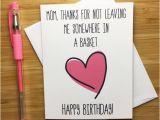 Happy Birthday Mommy Cards Happy Birthday Mom Birthday Card for Mom Mother Happy
