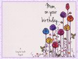 Happy Birthday Mommy Cards Happy Birthday Mom Cards to Print