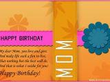 Happy Birthday Mommy Quotes Happy Birthday Mom Quotes Quotesgram