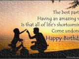 Happy Birthday Mother Quotes From son Birthday Wishes for son Quotes and Messages