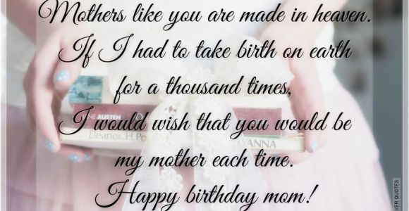 Happy Birthday Mum Quotes Happy Birthday Mom Quotes Quotesgram
