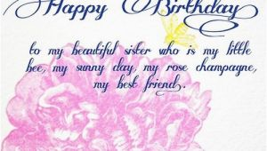 Happy Birthday My Beautiful Sister Quotes 55 Happy Birthday to My Beautiful Sister Wishesgreeting