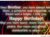 Happy Birthday My Big Brother Quotes Happy Birthday Wishes Texts and Quotes for Brothers