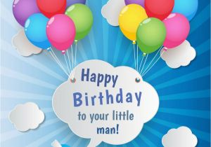 Happy Birthday My Little Boy Quotes 50 Amazing Wishes for Kids Birthday Wishes for Pre Schoolers