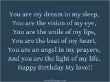 Happy Birthday My Love Quotes Sayings Happy Birthday My Love Birthday Quotes 2 Image