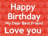 Happy Birthday My Lovely Friend Quotes Happy Birthday to My Best Friend Quotes Quotesgram