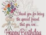 Happy Birthday My Special Friend Quotes Happy Birthday to A Special Friend Kootation Com