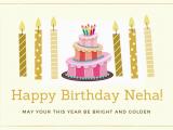 Happy Birthday Neha Quotes Latest 101 Happy Birthday Neha Cake Pictures Wishes