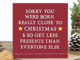 Happy Birthday On Christmas Day Cards Close to Christmas Birthday Card by Zoe Brennan