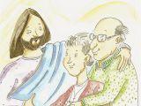Happy Birthday Papa Jesus Quotes Birthday In Heaven Grandpa Quotes Quotesgram