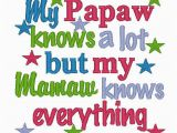 Happy Birthday Papaw Quotes 25 Mamaw Quotes Sayings Pictures Photos Images Quotesbae