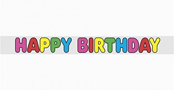 Happy Birthday Photo Banner Apps Birthday Banners Amazon Co Uk